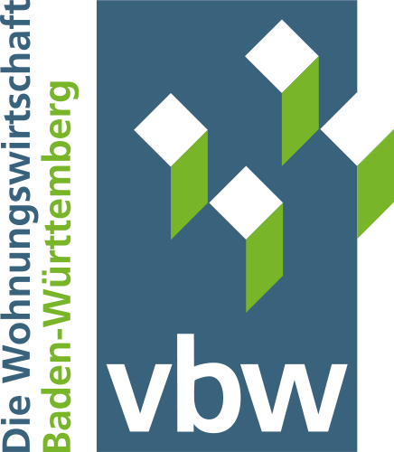 vbw Logo - Partner Kreisbaugruppe