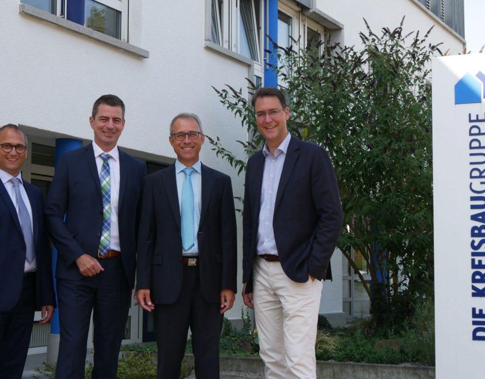 Bilanzpressekonferenz Kreisbaugruppe für 2018